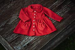 Detské oblečenie - Detský ľanový kabátik - 11119873_