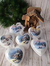Dekorácie - Vianočné ozdoby - 11121443_