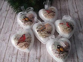 Dekorácie - Vianočné ozdoby - 11121516_