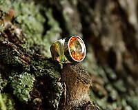 """Prstene - Nerezový prsten ..."""" A taste of honey """" - 11120713_"""