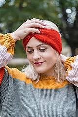 Ozdoby do vlasov - Čelenka DUO - 11121567_