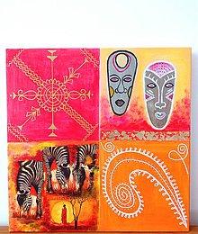 Obrazy - Afrika - 11120812_