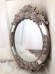 Zrkadlá - Champagne zrkadlo - 11119835_