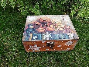 Krabičky - zimná - 11119595_