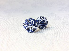 Šperky - Manžetové gombíky (moderný folk) - 11124170_