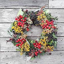 Dekorácie - Jesenné plody - 11125179_