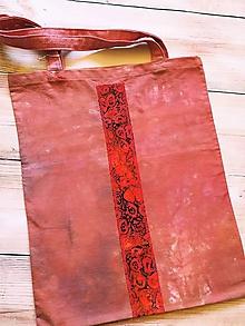 Nákupné tašky - Nakupka - Batika na druhú - 11123996_
