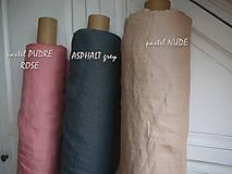 Textil - odstín PASTEL NUDE ..100% len metráž odstín PASTEL NUDE ..100% len metráž - 11125279_