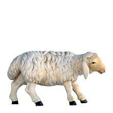 Dekorácie - Zvieratá pre Betlehem – Ovečka - 11123287_