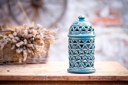 Aromalampa modrá - KVĚT ŽIVOTA