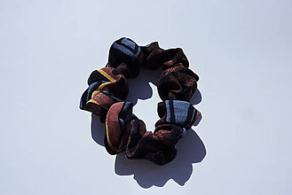 Ozdoby do vlasov - Gumka scrunchie - 11125262_