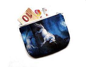 Peňaženky - taštička / digitálna potlač - 11124765_