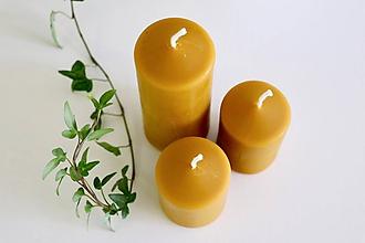 Svietidlá a sviečky - Eko knôtik malý - 11124894_