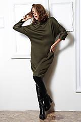 Šaty - Úpletové šaty Mila - 11128693_