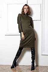 Šaty - Úpletové šaty Mila - 11128696_