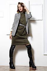 Šaty - Úpletové šaty Mila - 11128711_