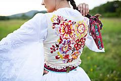 Iné oblečenie - zásterka Poľana - 11128944_