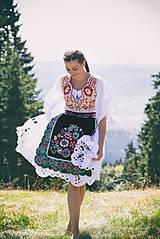 Šaty - ,,kroj,, Poľana - 11128951_