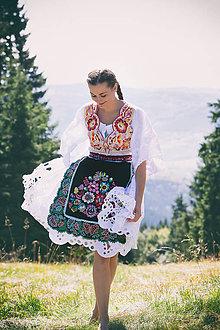 Iné oblečenie - zásterka Poľana - 11128951_