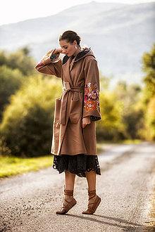 Kabáty - kabát Poľana - 11129502_