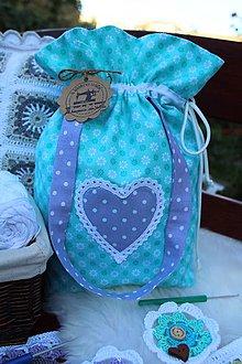 Iné tašky - Taška pre šikulky - 11126718_