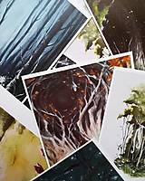 Obrazy - tlačené reprodukcie • pohľadnice - 11128272_