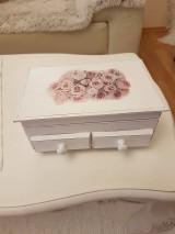 Krabičky - Sperkovnica - 11129225_