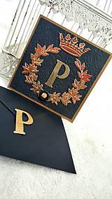 Papiernictvo - Gold gentleman - 11129856_
