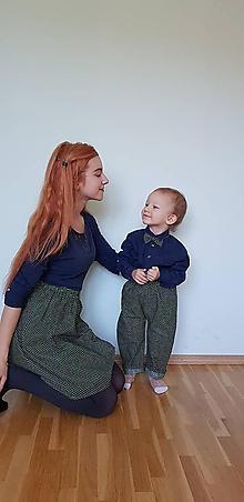 Detské súpravy - Mama a syn set 2 - 11129632_