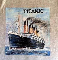 Detské oblečenie - tričko Titanic č. 2 ... :-) rezervácia pre Mirku - 11129185_