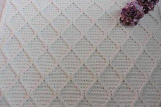 Textil - Jemnučká a ľahká detská deka. - 11128878_