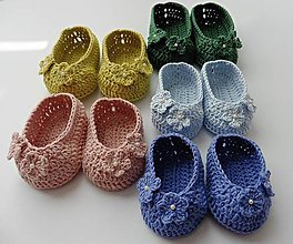Topánočky - Detské papučky/topánočky - 11129102_