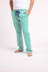 Pyžamy a župany - Laggar pánske pyžamové nohavice - 11127064_