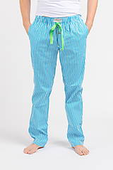 Pyžamy a župany - Laggar pánske pyžamové nohavice - 11127262_