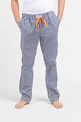 Pyžamy a župany - Laggar pánske pyžamové nohavice - 11127356_