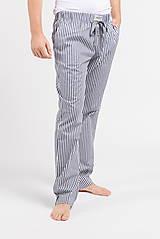 Pyžamy a župany - Laggar pánske pyžamové nohavice - 11127358_