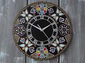 Hodiny - Detvianske hodiny - 11127408_