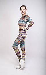 Iné oblečenie - Aztec Ghost of Tlacopan - termo oblečenie - 11128808_
