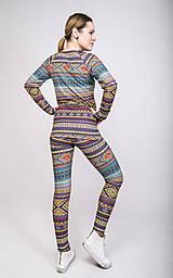 Iné oblečenie - Aztec Ghost of Tlacopan - termo oblečenie - 11128810_