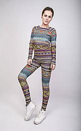 Iné oblečenie - Aztec Ghost of Tlacopan - termo oblečenie - 11128820_