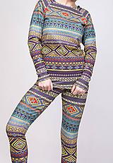 Iné oblečenie - Aztec Ghost of Tlacopan - termo oblečenie - 11128847_