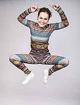 Iné oblečenie - Aztec Ghost of Tlacopan - termo oblečenie - 11128850_