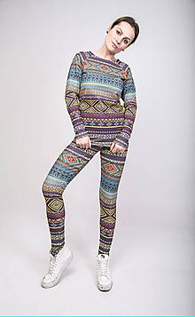 Iné oblečenie - Aztec Ghost of Tlacopan - termo oblečenie - 11128812_
