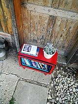 Nábytok - STOLČEK - RÁDIJO - 11129601_