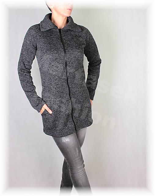 Kabátek hřejivý s límcem(více barev)