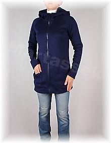 Mikiny - Kabátek hřejivý s kapucí(více barev) (Ružová) - 11131744_