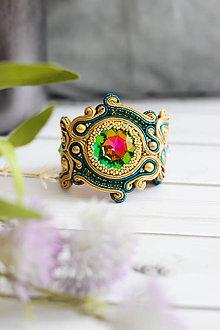 Náramky - Emerald - 11132739_