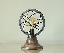 Svietidlá a sviečky - Stolná lampa TRAJEKTORIA - 11132727_