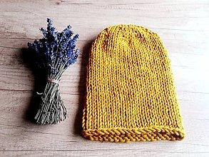 Dobrý obchod - Čiapka  (Žltá) - 11132049_