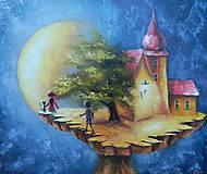 Obrazy - VEČER NA KONCI SVĚTA - 11132505_